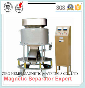 Pipeline Series Vertical Permanent Magnetic Separator for Cement/Coal pictures & photos