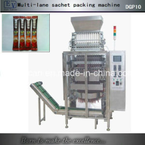 Automatic 10-Lane Coffee Stick Forming Filling Machine pictures & photos