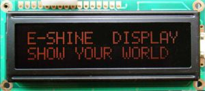LCD Display Character COB EC1602K0-DN-6R pictures & photos