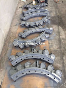 Wirtgen Cold-Recycling Wr2400/2500 Holder pictures & photos