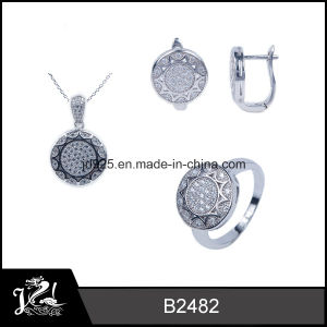 2015 in China Manufacture Silver Jewelry