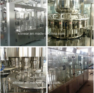 High Speed Carbonated Beverage Filling Machine 3000-20000bph