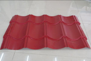 Durable and Decorative (PPGI, PPGL) Corrugated Steel Roof Sheet pictures & photos