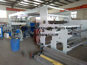 Laminate Thermal Paper Spray Coating Machine to Make Adhesive Label pictures & photos