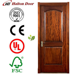 Classic Solid Wood Mahogany Timber Door/Timber Wooden Door/Timber Wood Door pictures & photos