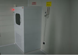 Air Shower Mechanical Interlock Transfer Box for Products pictures & photos
