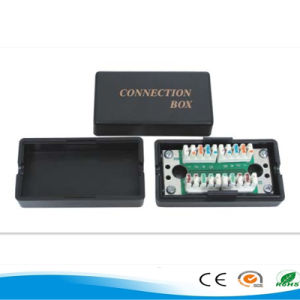 UTP Krone IDC Cat5e Connection Box with Color Label pictures & photos