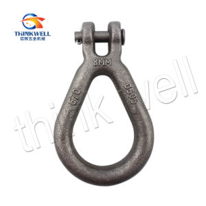 Forged Clevis Lug Link/ Pear Shape Link /Clevis Reeving Link pictures & photos