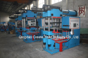 High Technical Full Automatic Rubber Injection Machine (CE/ISO9001) pictures & photos