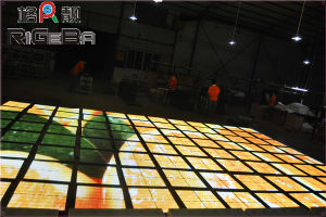 High Resolution LED Video Dancing Floor pictures & photos