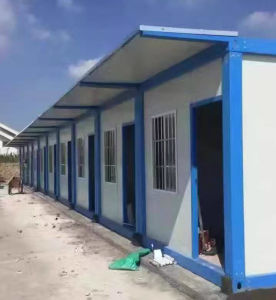 Economic Prefabricated Home Professional Manufacture pictures & photos