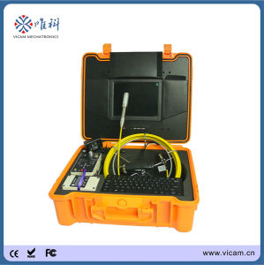 512 Hz Sonde Battery Operated Wireless CCTV DVR Borehole Inspection Camera pictures & photos
