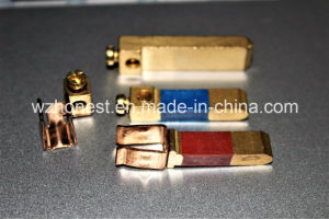 British, European Switch Socket Copper Fittings pictures & photos