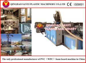 Plastic Machinery-PVC Foam Board Extursion Line pictures & photos