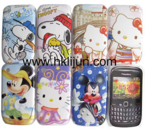 for Hard Case Back Cover for Blackberry 8520
