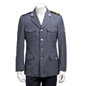 Comfortable and Fashionable Security Guard Uniform for Men Sc-06 pictures & photos