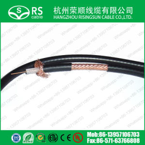 Mil-C-17 Rg59b/U 75ohm Coaxial Cable Low Loss for CCTV pictures & photos