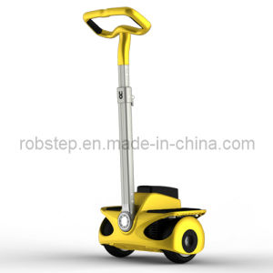 Low Carbon Balancing Personal Transporter Small Size with 15km/Hour Top Speed CE/RoHS/FCC Marks