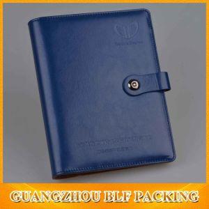 Custom Genuine PU School Notebooks pictures & photos