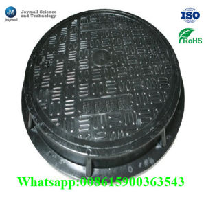 Factory Customized High Quality Ductile Iron Casting Manhole Cover