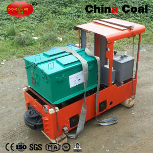 Customized 8ton Electric Locomotive Cty8/6g pictures & photos