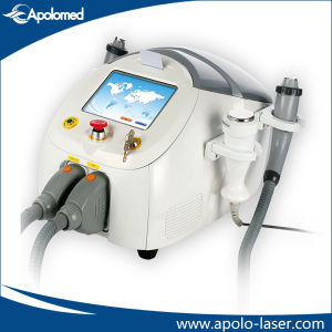 Portable Cavitation RF Monopolar and Bipolar Beauty Machine (HS-530RV) pictures & photos