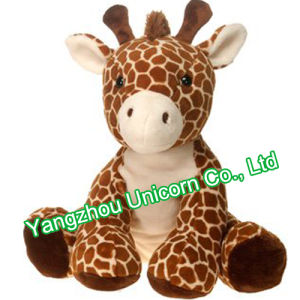 CE Kids Gift Soft Stuffed Animal Giraffe Plush Toy Deer pictures & photos