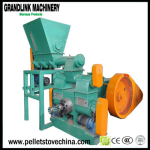 Punching Press Biomass Briquette Machine