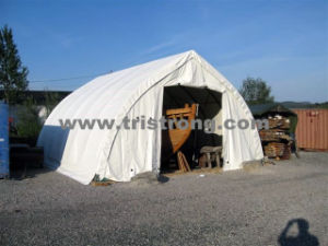 Winter Car Tent, Square Tube Frame Shelter, Prefabricated Building (TSU-1536S/TSU-1639S/TSU-2430S/TSU-3240S/TSU-3250S) pictures & photos