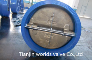 Wafer Check Valve with Bronze Disc (H77X-10/16)