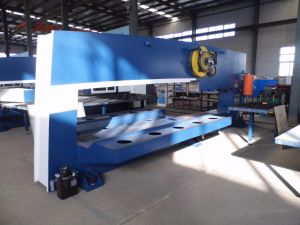 Turret Punching Machine /Profile Punching Machine pictures & photos