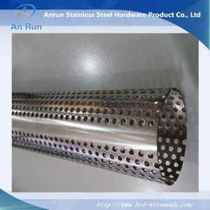 Perforated Metal Mesh Tube with Thickness 1mm pictures & photos