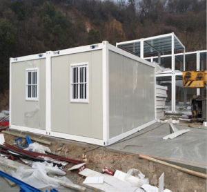 Temporary and Movable Modular Container House pictures & photos