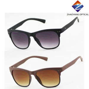 High Quality Hot Sale Plastic Sunglasses pictures & photos