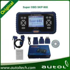 Hand-Held Superobd Skp-900 Skp900 Key Programmer for Almost All Cars Including 2016 Years Best Key Maker with Latest Version pictures & photos