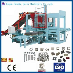 Q8-15 Concrete Block Making Machine pictures & photos