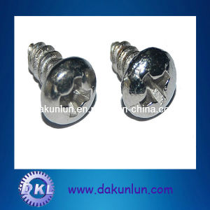 Flat Head Cross Self Tapping Screw (DKL-S018) pictures & photos