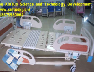 Factory Direct Intensive Care Nursing Hospital Patient Sleep Medical Bed pictures & photos