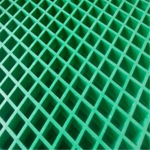 Fiber Glass Reinforced Plastic FRP Lightweight Grating pictures & photos
