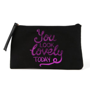New Fashion Promotional Cosmetic Makeup Pouch Case Bag GS022501-4 pictures & photos
