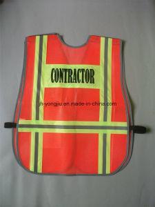 China Professional Manufacturer of Reflective Vest (yj-101708)