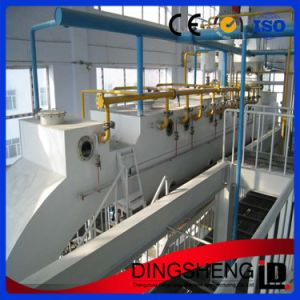 The Whole Set of Soybean Oil Extraction Plant Reasonable Price pictures & photos
