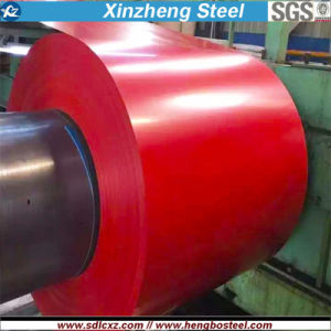 Dx51d Steel Products Steel Plate PPGI Prepainted Steel Coil pictures & photos