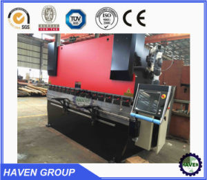 WC67K-200X3200 NC Hydraulic Press Brake pictures & photos