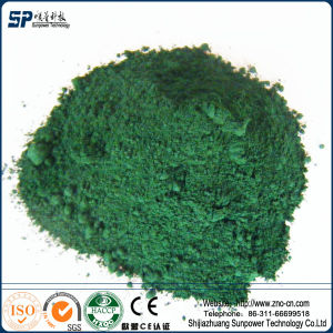 Green Iron Oxide for Painting pictures & photos