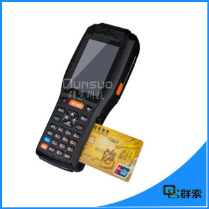 Portable Rugged Android Handheld Logistic PDA with Thermal Printer pictures & photos