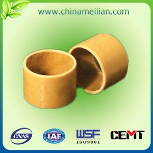 380 Brown Phenolic Cotton Cloth Bakelite Tube pictures & photos