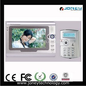 7inch Display RFID Reader Time Attendance Door Phone Access Control System pictures & photos