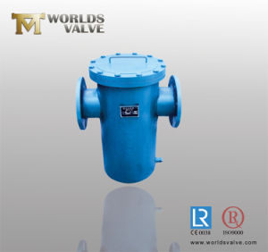 Basket Strainer Used for Pipeline pictures & photos