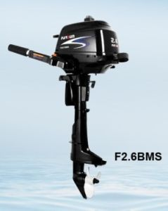 Parsun 2.6HP 4-Stroke Outboard Motor CE, EPA Approved pictures & photos